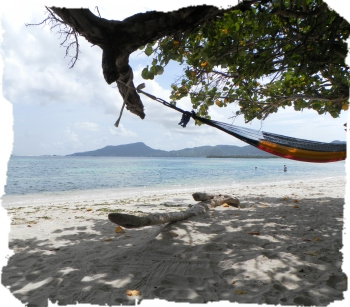 Carriacou - Hammock On Beach
