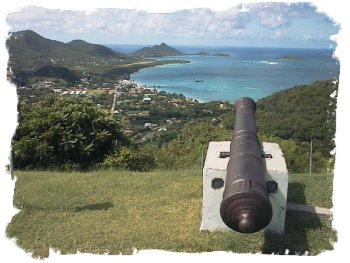 Carriacou - View From Hospital