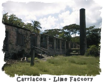 Carriacou - Lime Factory