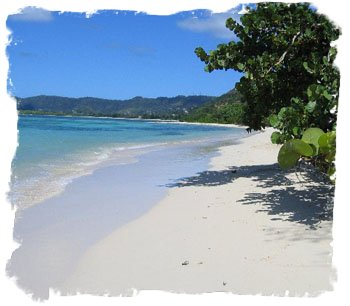 Carriacou - Our Beach Facing Right