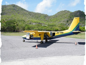 Carriacou Flights